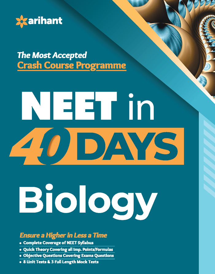 40 Days Crash Course for NEET Biology