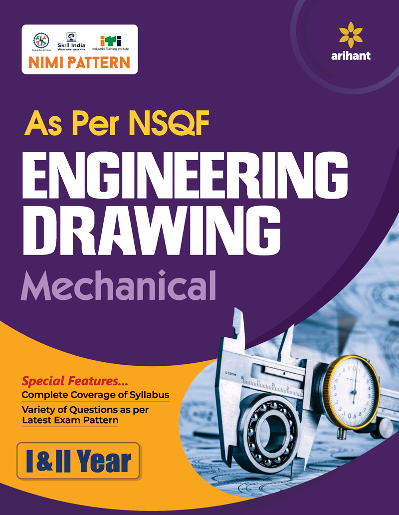 NSQF Engineering Drawing Mechanical I and II Year